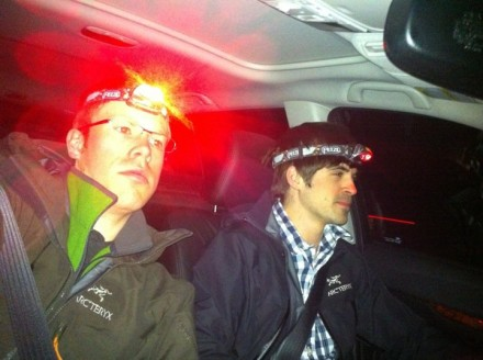 A good performing headlamp