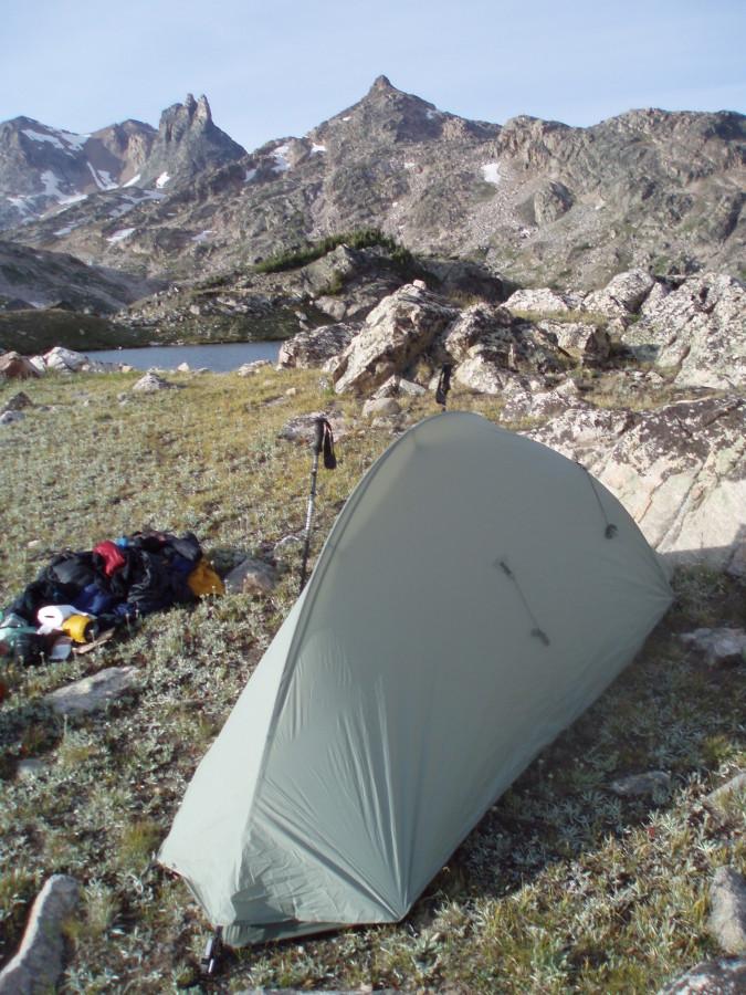 Granite Peak(Rough Lake), MT