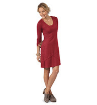 Toad Oblique V Dress