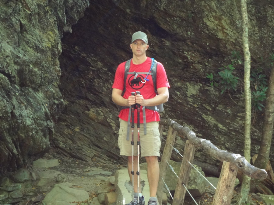 Alum Cave Trail-Mt. Leconte