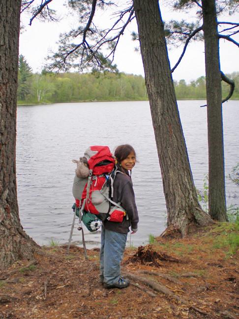 McKay Lake, Itasca State Park, 2011