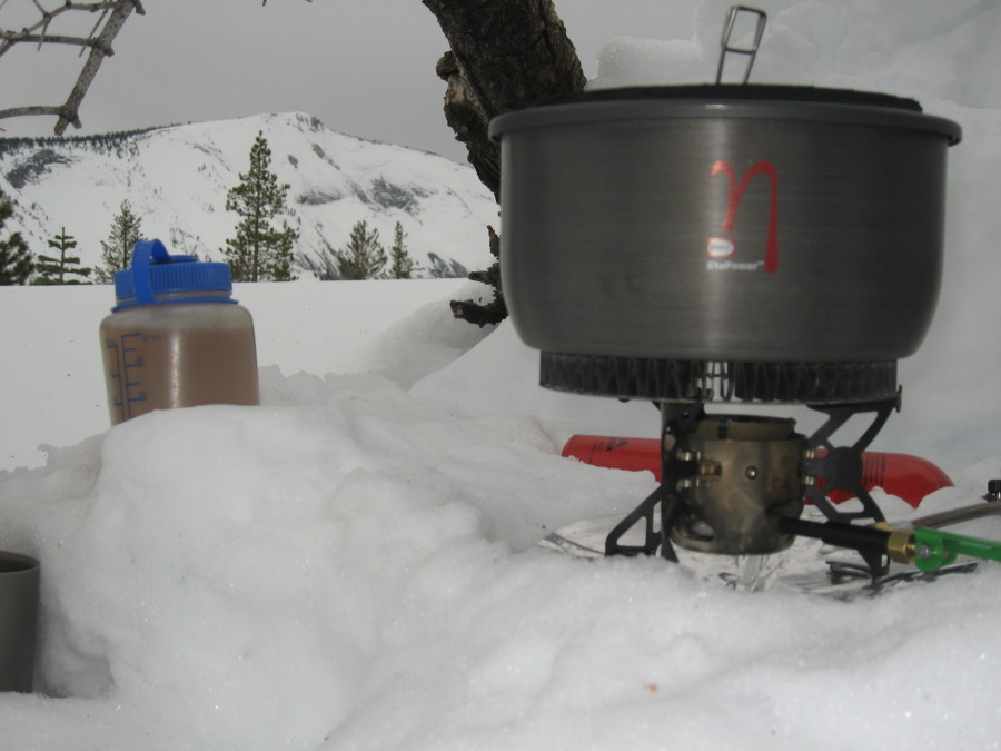 Optimus Nova Stove with Etapower Pot