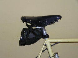 Topeak and Brooks