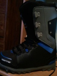 first pair of snowboarding boots
