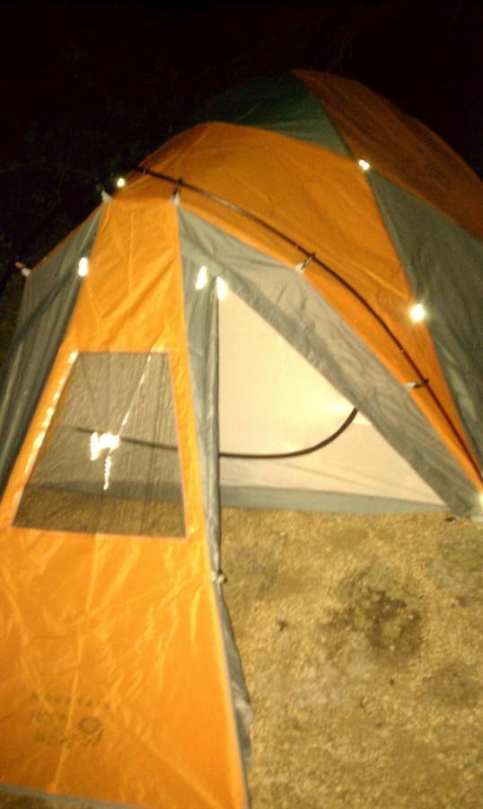 Sandia Camping