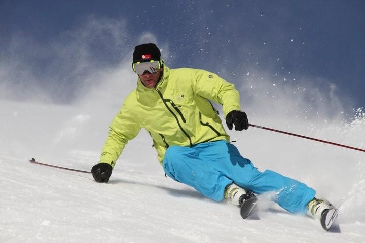 2011 spring ski test