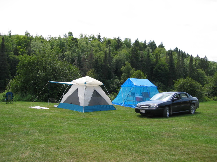 My original Eureka Great Western tent.