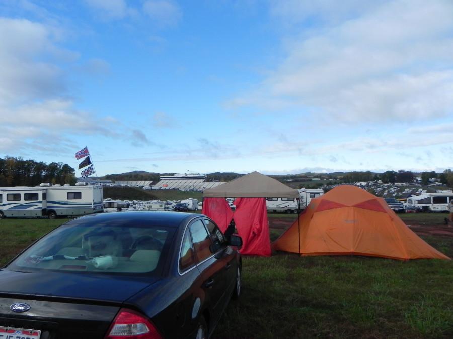 Awsome tent