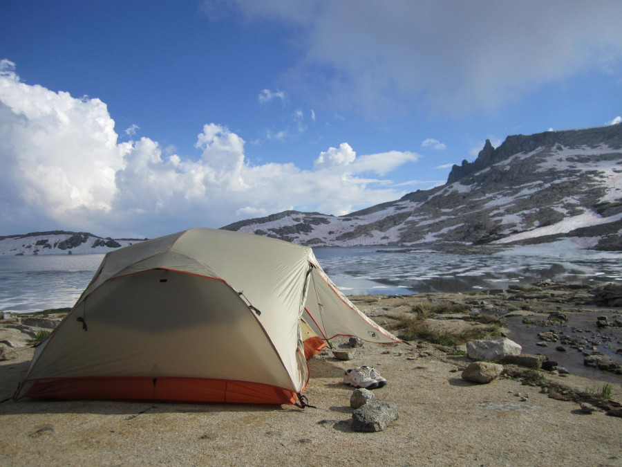 The best Three Person tent on the market - PERIOD.