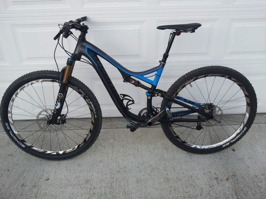 2012 Stumpy 29er with mag Haven's
