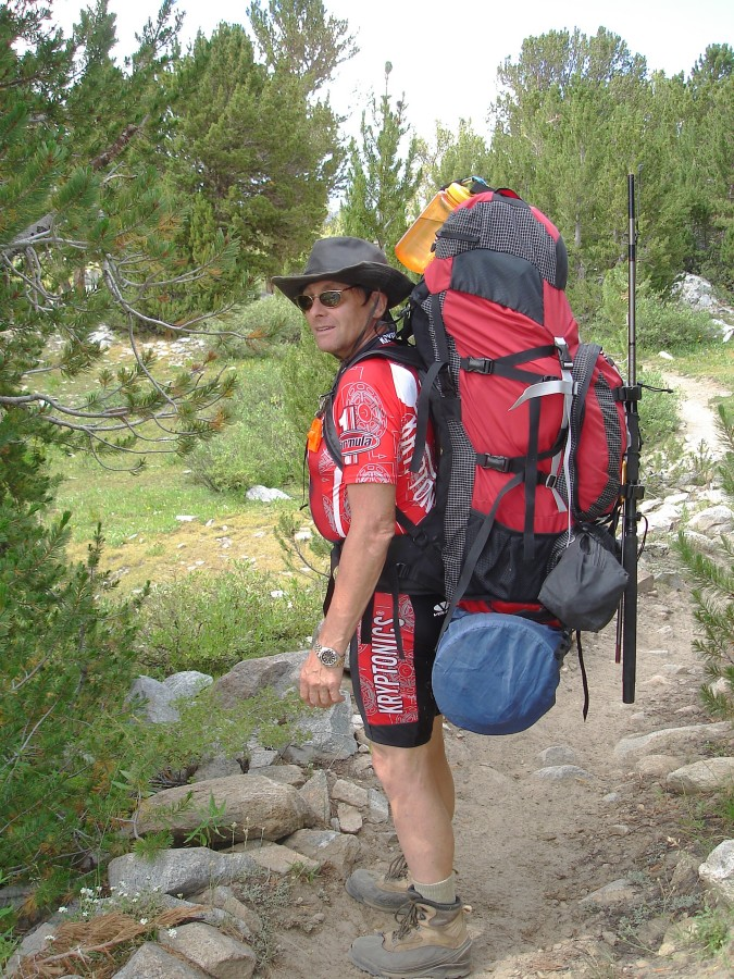 High Sierria Trip - Backpacking Adventure Author