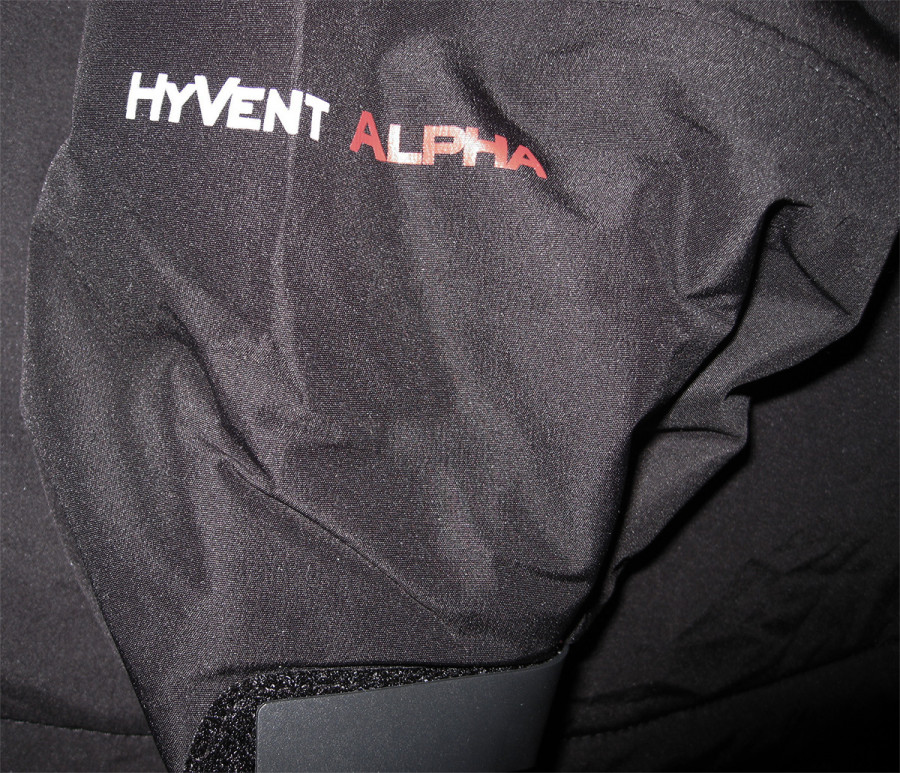 HyVent Alpha Logo