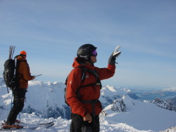 The Hestra Glove that went to the Chugach!