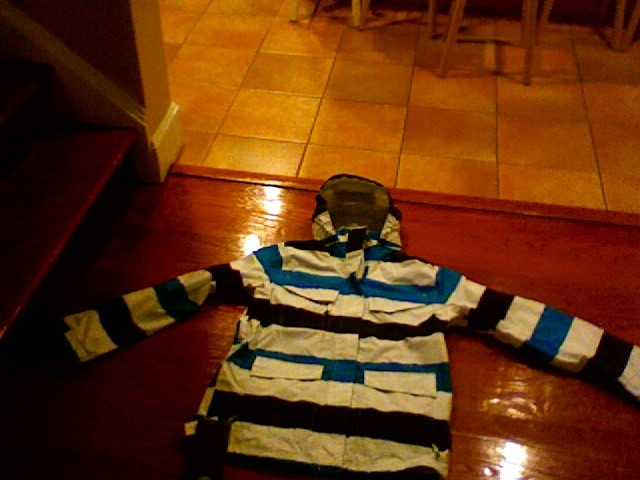 South Beach/Big Stripe Jacket