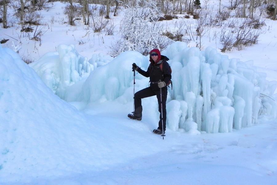 Icey Hike