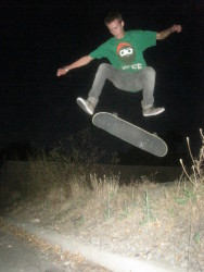 Neff Powered Kickflip