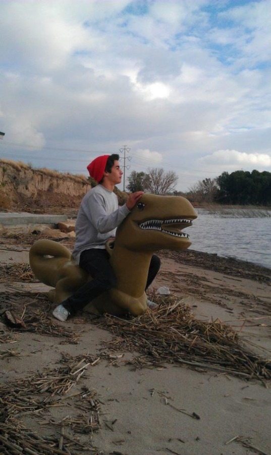T-Rex: A steed for a gentleman