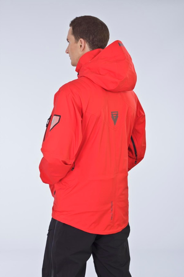 Odin Mountain Jacket - Fiery Red