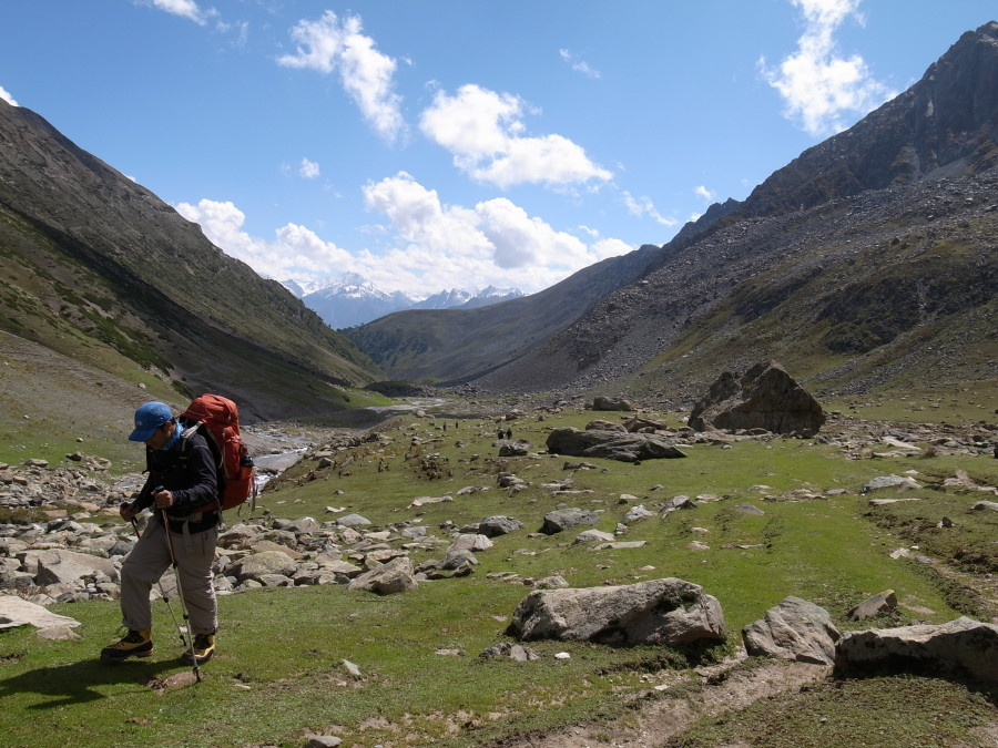 Kashmir Trek
