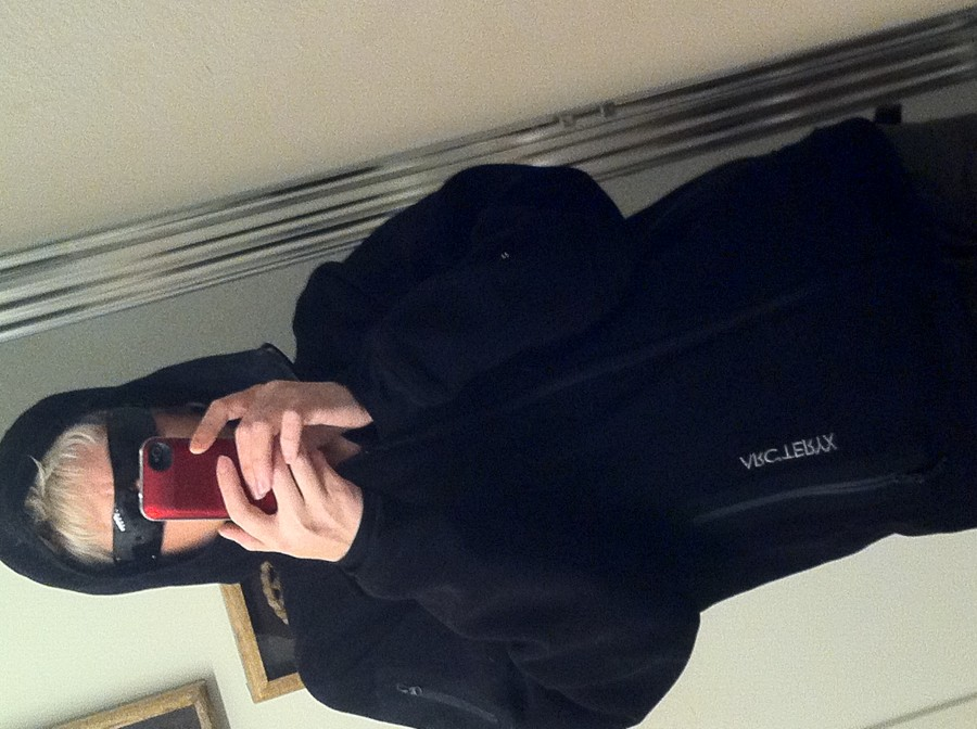 Fawesomest Arc'teryx Strato Full Zip Hoody