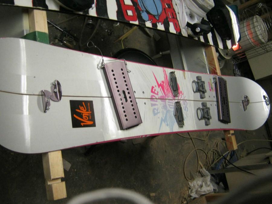 Split kit on Ride DH