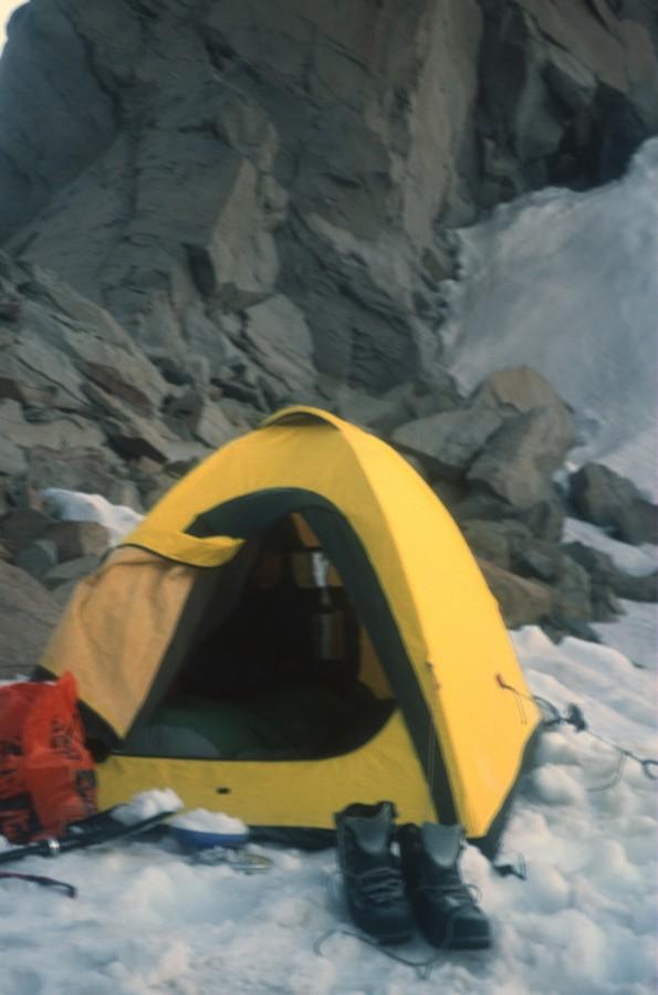 Eldo on Mt. Rainier