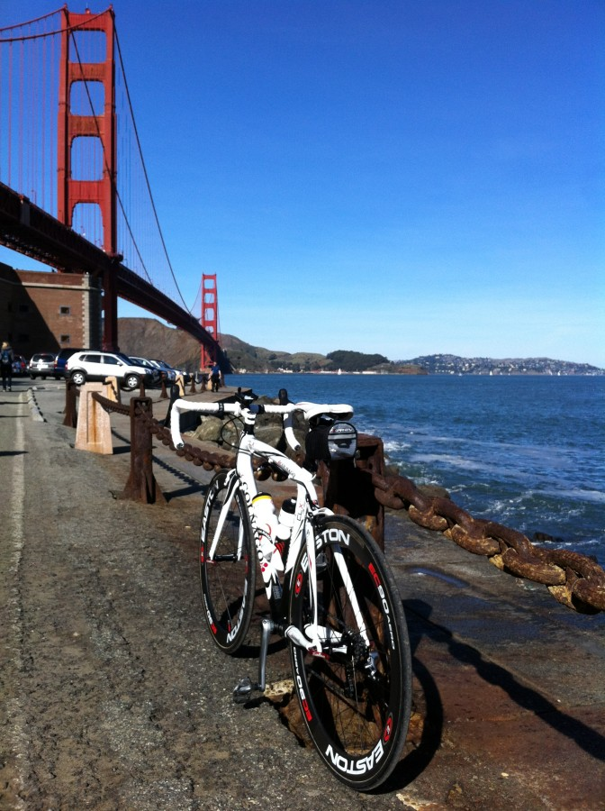 SF Ride - Louis Garneau Little Stream Bag.