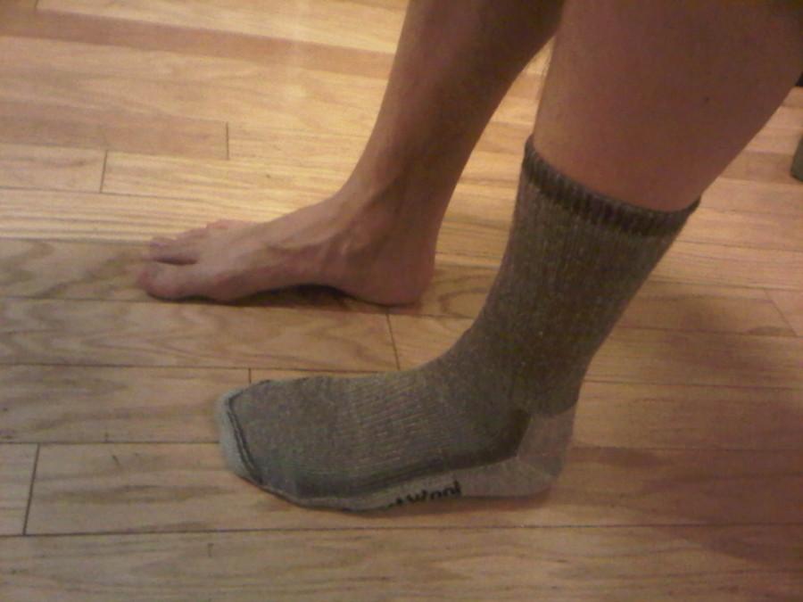 Smart Sock. Boo yAH!