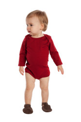 Nui BODY infant Bodysuit Ruby