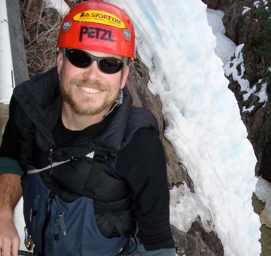 Climbing in Ouray, CO
