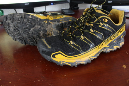 Very decent trail running shoe