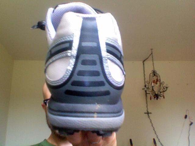 heel/back