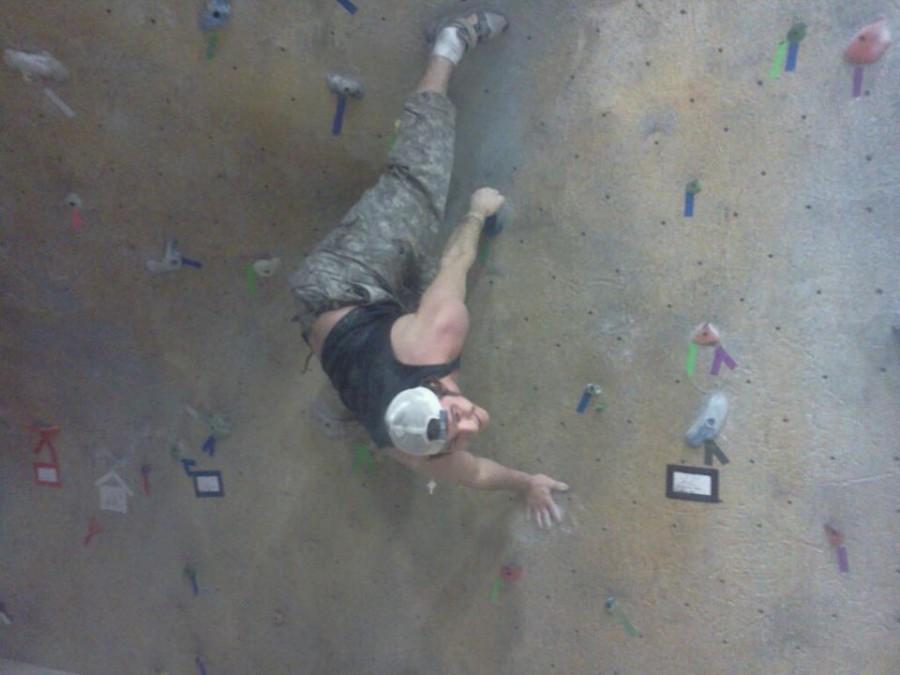 Vapor V's Spidy Climb