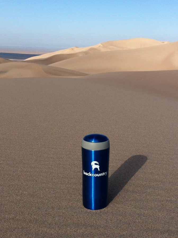On Dawn Patrol at the Great Sand Dunes