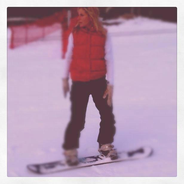 Jules Kirby Snowboarding