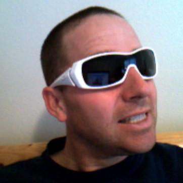 Astronaut glasses...