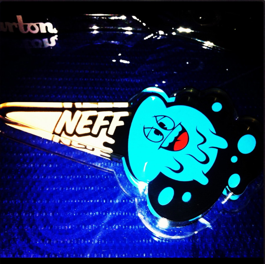Neff Bummer Stomp Pad! (Blue)