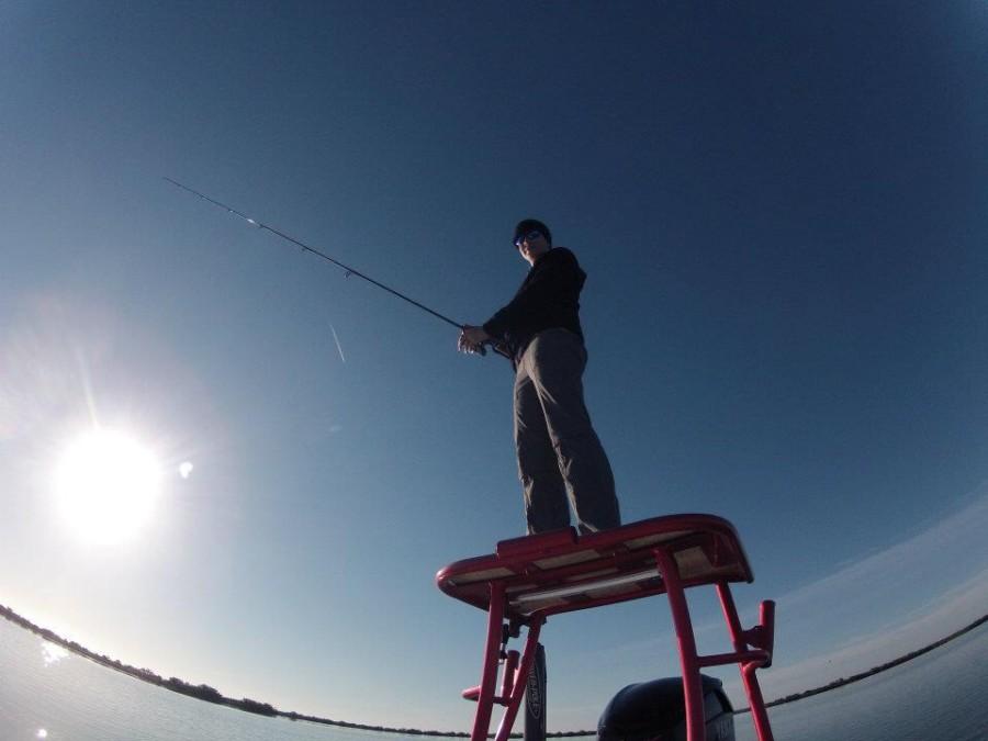 Fishing in the Prana Monarchs