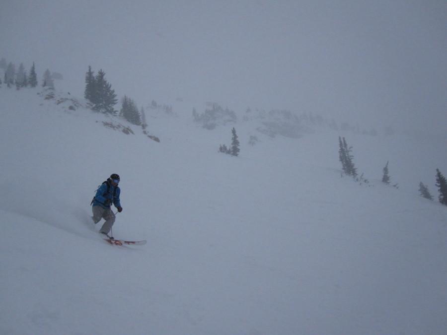 Pow Ski!