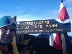 Chirripo, Costa Rica's highest peak