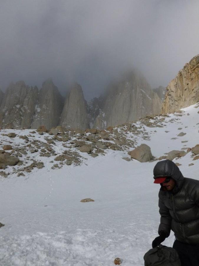 Down Alpine Jacket