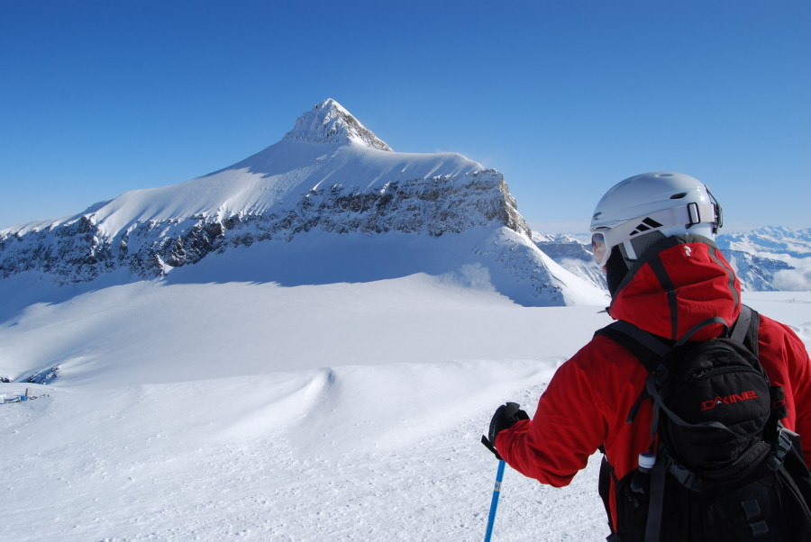 Dakine at Glacier 3,000 - Les Diablerets