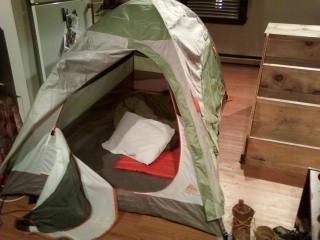 Frist Tent
