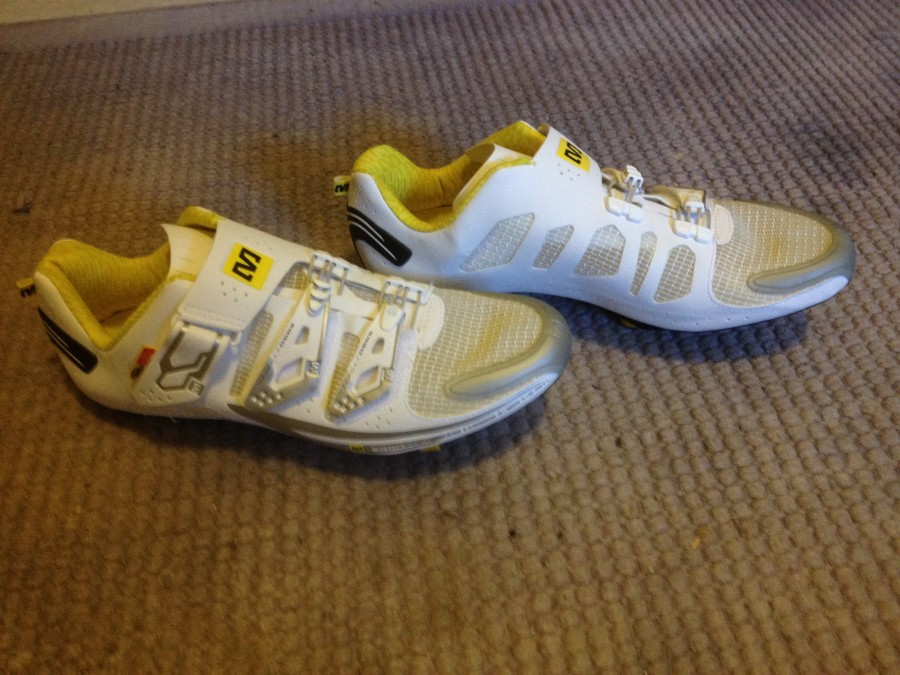 Mavic SSC Huez Shoes --- BLISS