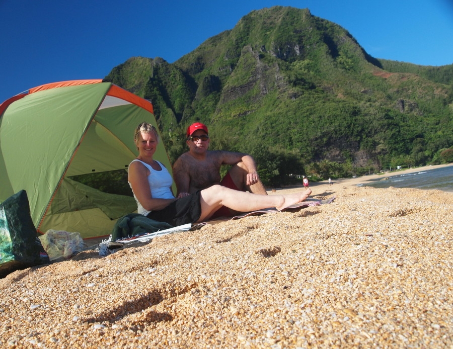 Kelty Cabana - Perfect for the Beach