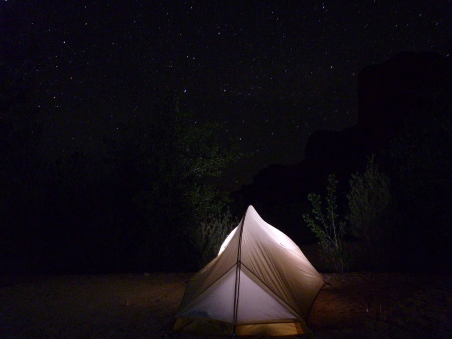 Moab night shot