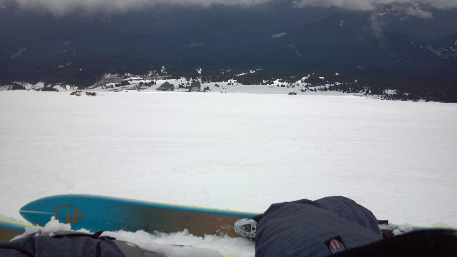 Very Smooth and stable ride @ Mt Hood - Timberline