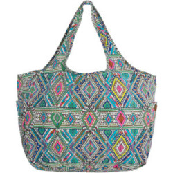 Matching Billabong Nada Mas Beach Tote