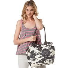 RVCA River Tote Bag