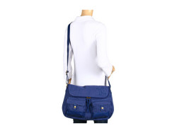 Hurley One & Only Shoulder Bag in Navy